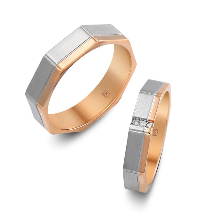 MT Wedding Bands by Michael Trio - 002