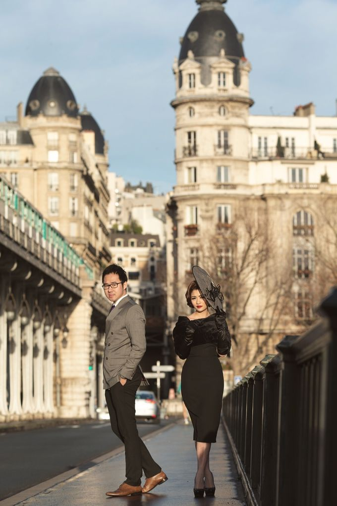 Monita & Steven Prewedding by Philip Formalwear - 005