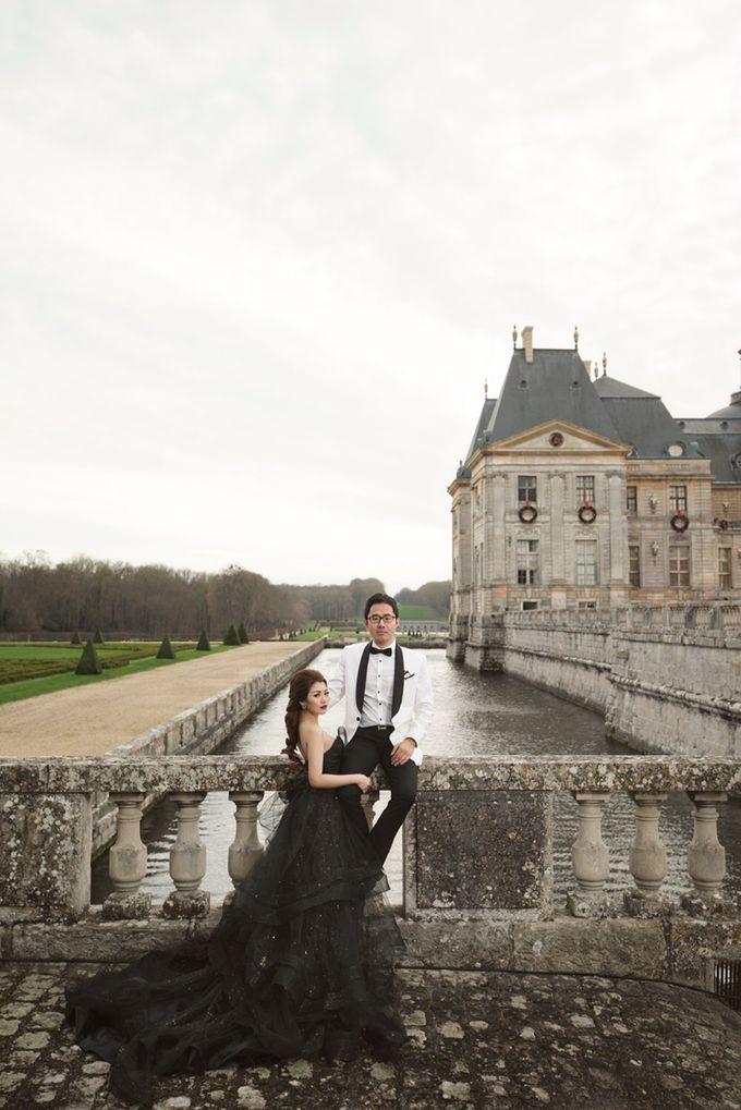 Monita & Steven Prewedding by Philip Formalwear - 006