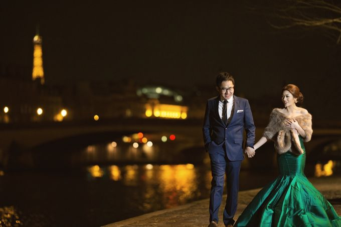 Monita & Steven Prewedding by Philip Formalwear - 007