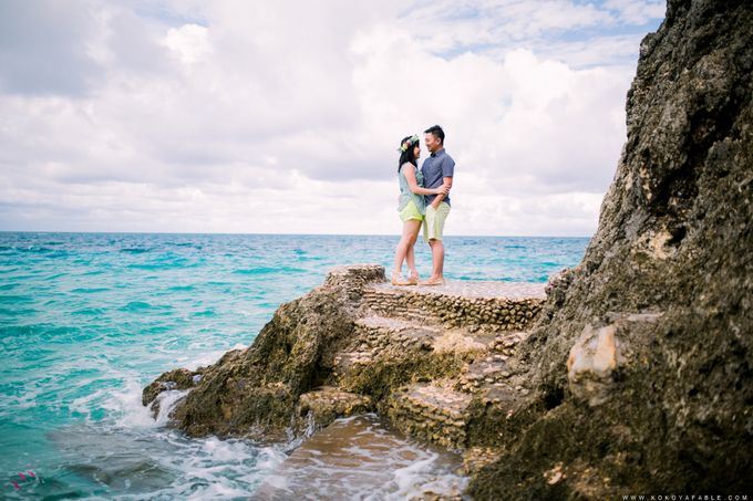 Stephen & Janice Engagement by Something Beautiful Studios - 032