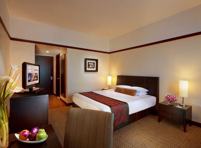 Hotel Rooms by Millennium Hotel Sirih Jakarta - 001