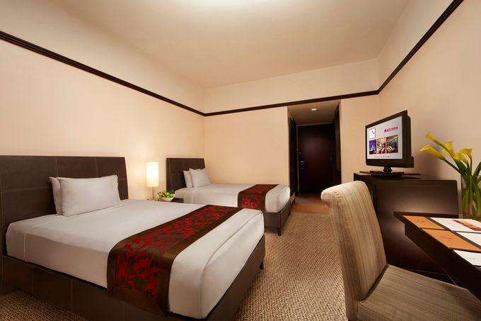 Hotel Rooms by Millennium Hotel Sirih Jakarta - 004