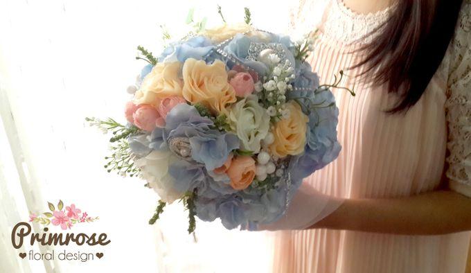 Wedding Bouquet - Handbouquet by Primrose Floral Design - 004