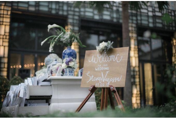 Steven & Vanessa Wedding by Reynard Karman Photography - 034