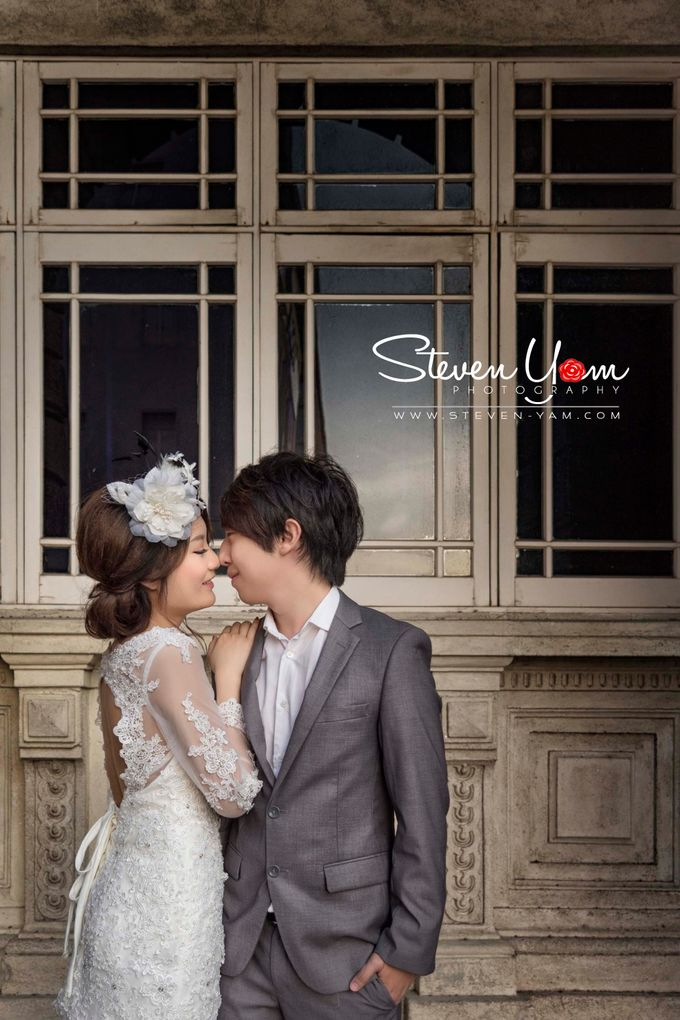 Pre Wedding & Couple Portraiture by Steven Yam Photography - 001