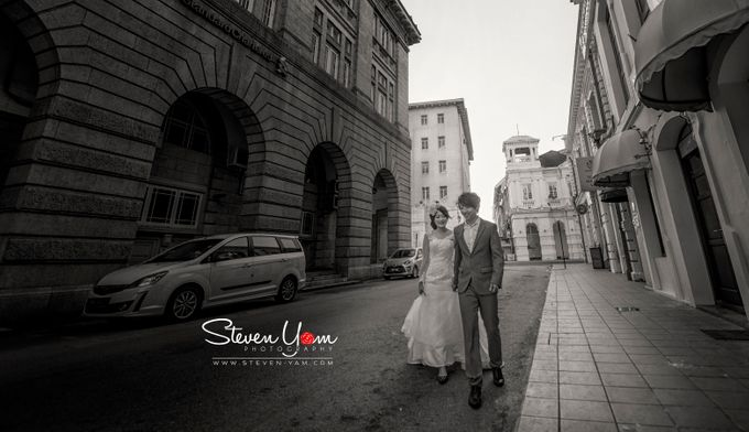 Pre Wedding & Couple Portraiture by Steven Yam Photography - 002
