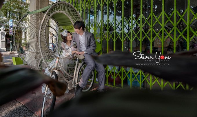 Pre Wedding & Couple Portraiture by Steven Yam Photography - 003