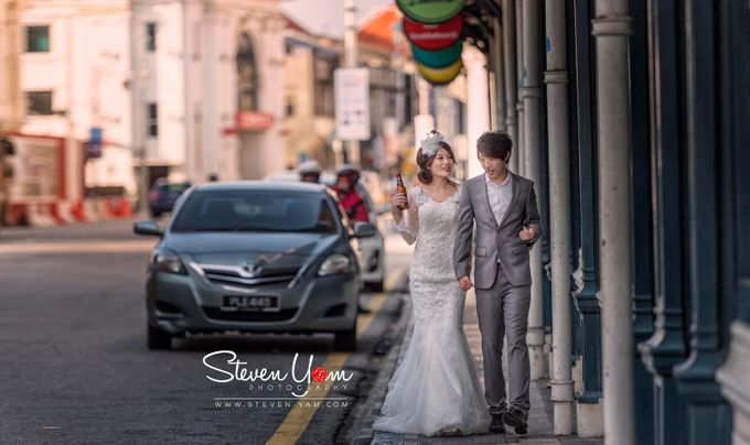 Pre Wedding & Couple Portraiture by Steven Yam Photography - 006