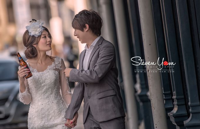 Pre Wedding & Couple Portraiture by Steven Yam Photography - 007