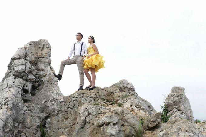 Prewedding Richard and Jelia by Florencia Augustine - 003