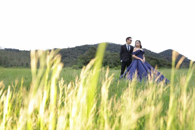Prewedding Richard and Jelia by Florencia Augustine - 002