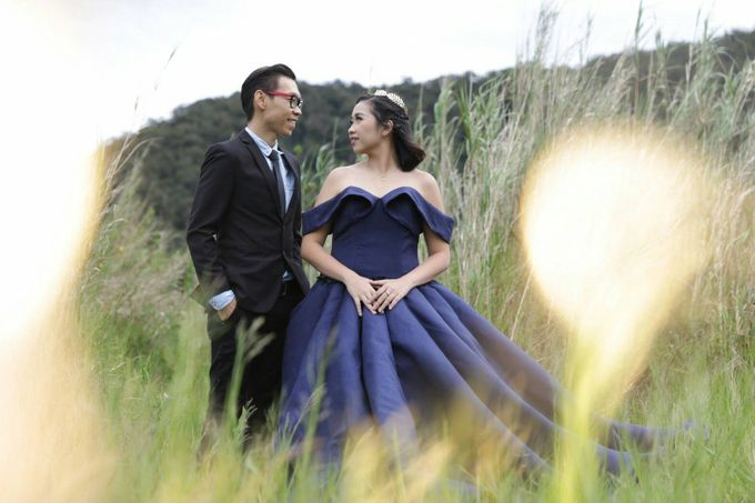 Prewedding Richard and Jelia by Florencia Augustine - 001