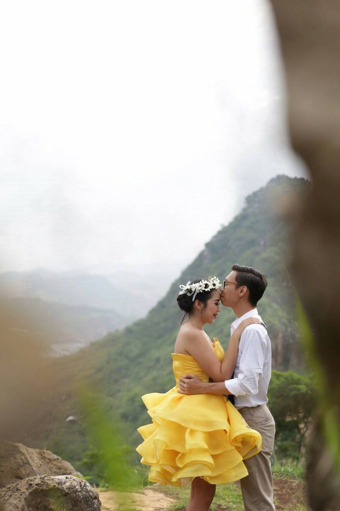 Prewedding Richard and Jelia by Florencia Augustine - 002