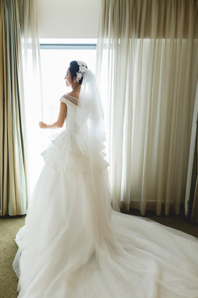 Stephanus & Aura Wedding by Flinklupe Production - 001