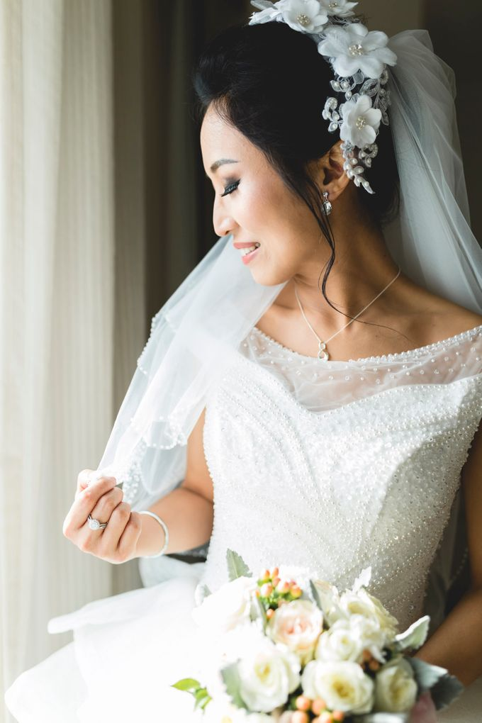 Stephanus & Aura Wedding by Flinklupe Production - 004