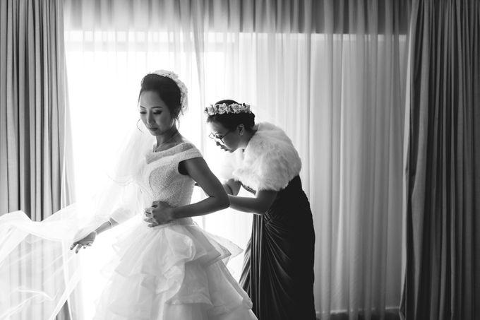 Stephanus & Aura Wedding by Flinklupe Production - 007
