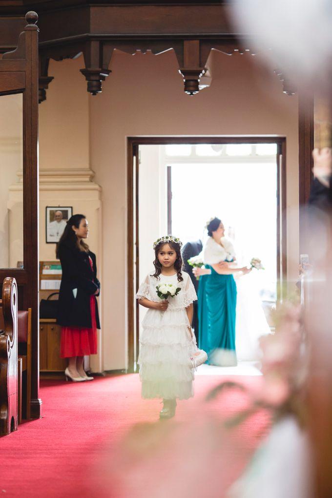 Stephanus & Aura Wedding by Flinklupe Production - 013