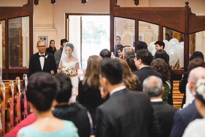 Stephanus & Aura Wedding by Flinklupe Production - 016