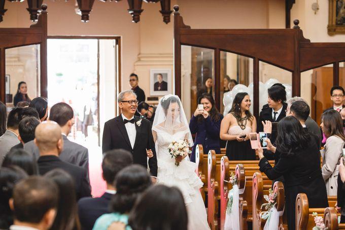Stephanus & Aura Wedding by Flinklupe Production - 017