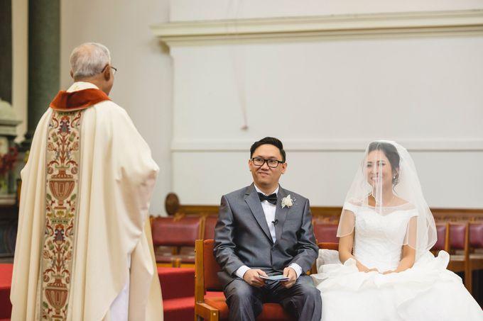 Stephanus & Aura Wedding by Flinklupe Production - 020