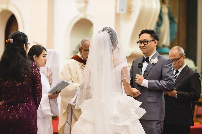 Stephanus & Aura Wedding by Flinklupe Production - 023