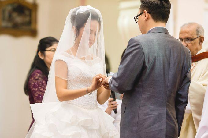 Stephanus & Aura Wedding by Flinklupe Production - 024
