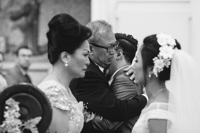 Stephanus & Aura Wedding by Flinklupe Production - 028