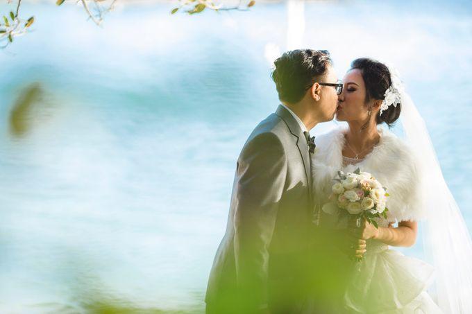 Stephanus & Aura Wedding by Flinklupe Production - 036