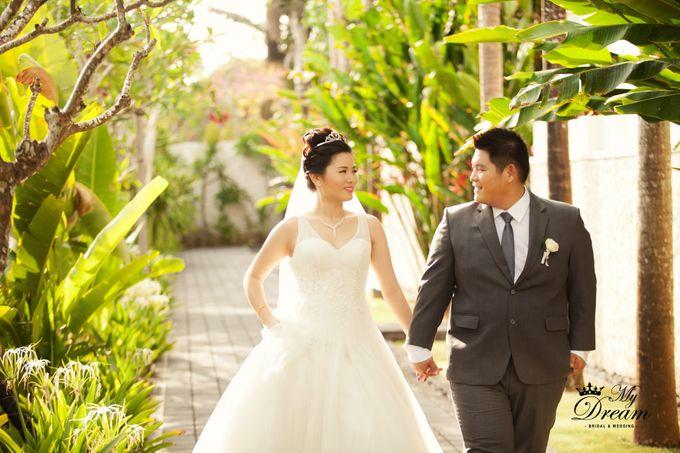 Wedding Sani and Sandri by My Dream Bridal and Wedding - 004