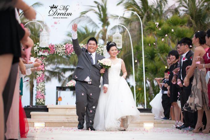 Wedding Sani and Sandri by My Dream Bridal and Wedding - 005