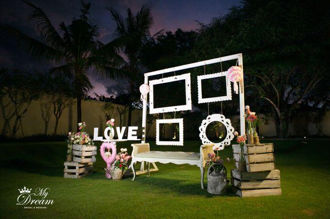 Wedding Sani and Sandri by My Dream Bridal and Wedding - 006