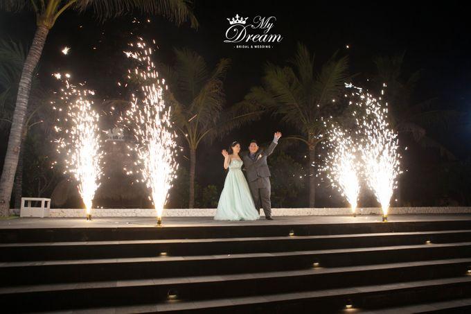 Wedding Sani and Sandri by My Dream Bridal and Wedding - 008