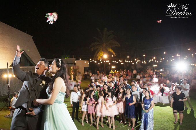 Wedding Sani and Sandri by My Dream Bridal and Wedding - 009