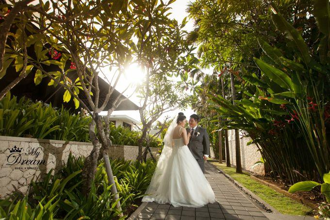 Wedding Sani and Sandri by My Dream Bridal and Wedding - 013