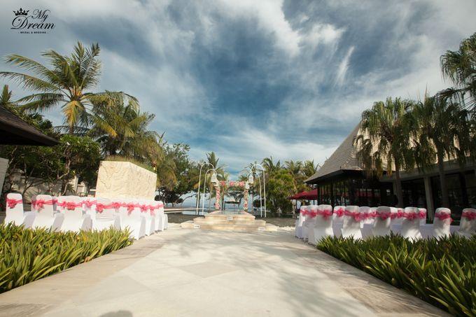 Wedding Sani and Sandri by My Dream Bridal and Wedding - 012