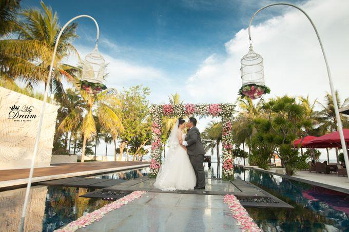 Wedding Sani and Sandri by My Dream Bridal and Wedding - 019