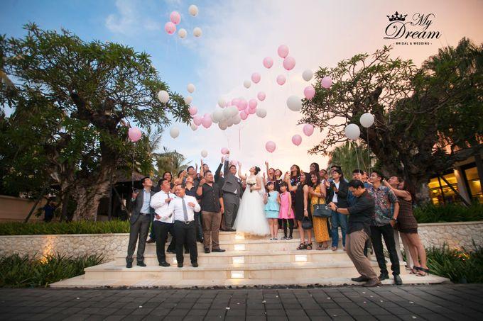 Wedding Sani and Sandri by My Dream Bridal and Wedding - 022