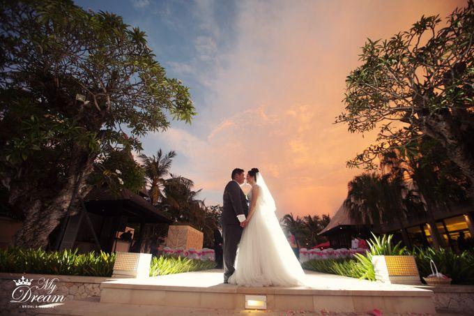 Wedding Sani and Sandri by My Dream Bridal and Wedding - 021