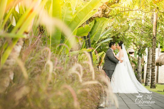 Wedding Sani and Sandri by My Dream Bridal and Wedding - 017