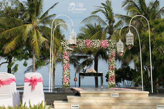 Wedding Sani and Sandri by My Dream Bridal and Wedding - 020