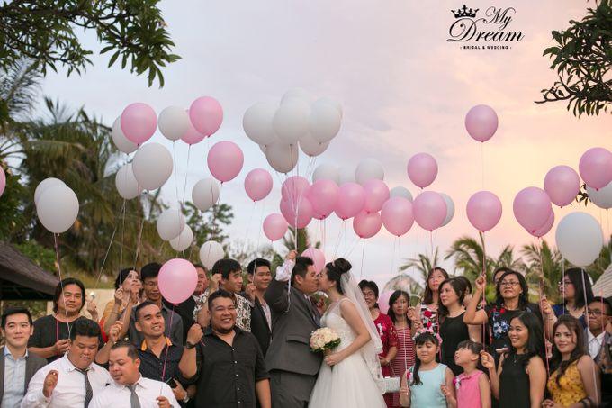 Wedding Sani and Sandri by My Dream Bridal and Wedding - 018