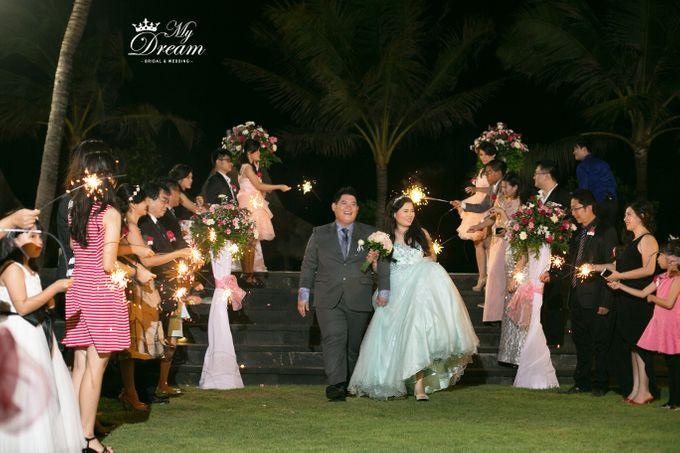 Wedding Sani and Sandri by My Dream Bridal and Wedding - 023