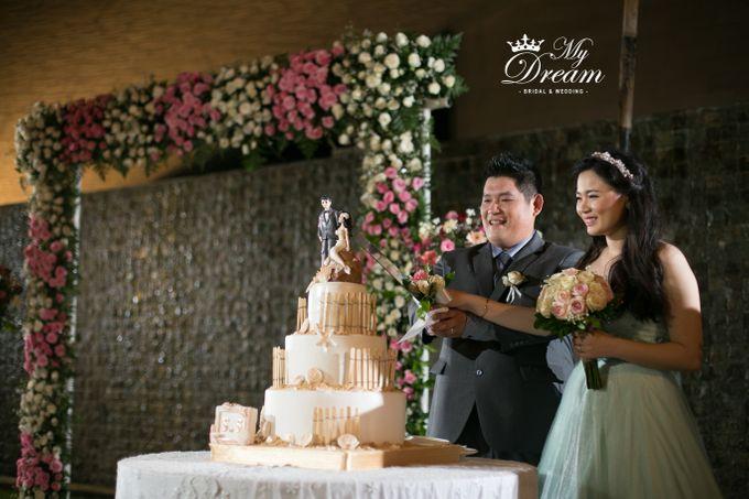 Wedding Sani and Sandri by My Dream Bridal and Wedding - 001