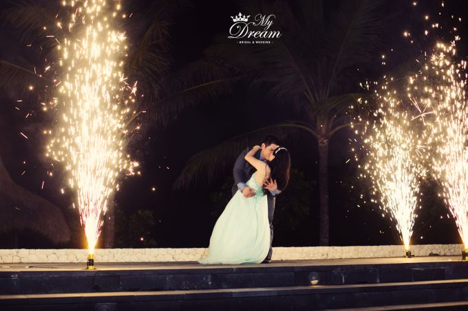 Wedding Sani and Sandri by My Dream Bridal and Wedding - 002