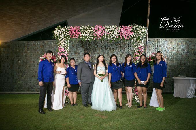 Wedding Sani and Sandri by My Dream Bridal and Wedding - 003
