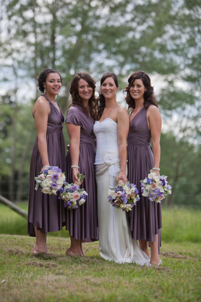 Bridal Party by Affair with George  Florals & Event Styling - 024