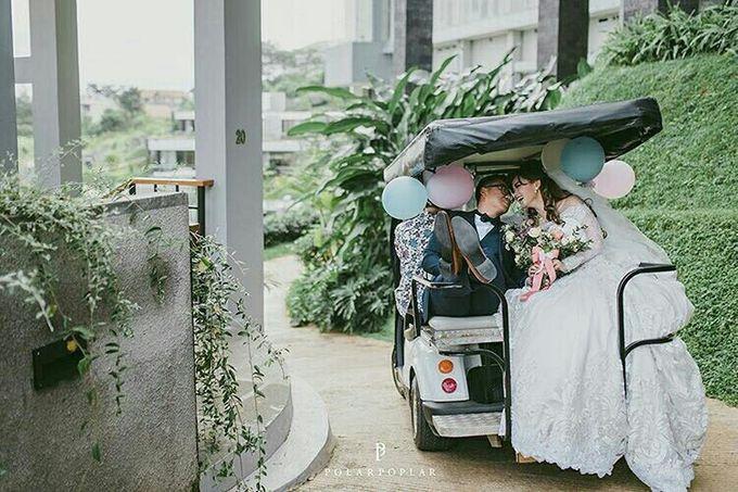 Andreas & Elizabeth Wedding at Intercontinental Hotel Bandung by Gio Music Entertainment - 005