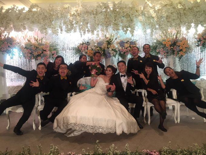 The Wedding Of Benny & Michelle by STILETTO PAGAR AYU - 002
