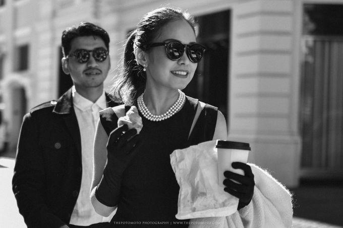 Sabrina & Mulyadi Prewedding Session by Thepotomoto Photography - 014